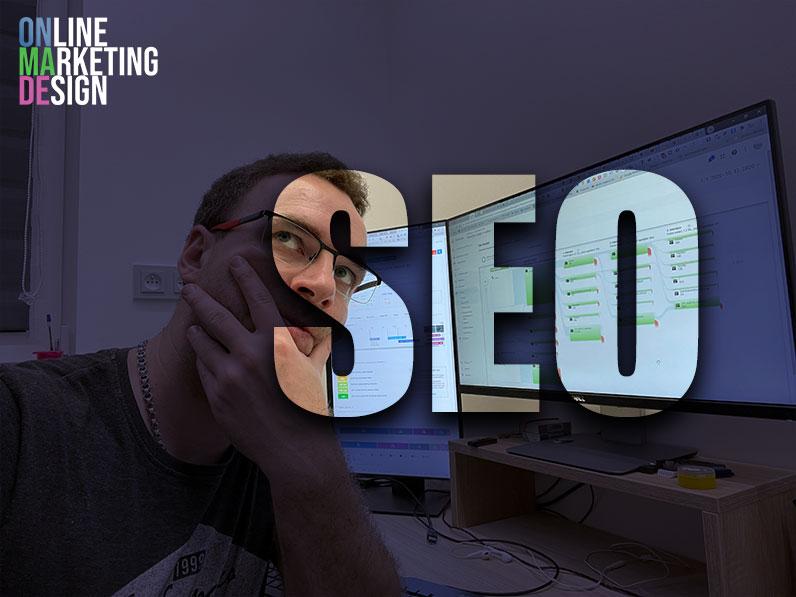 SEO - online marketing - optimalizace webu - onmade.cz
